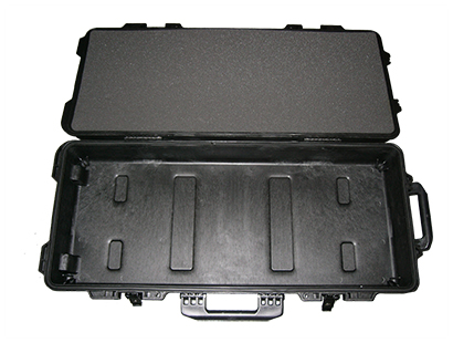 Black Traveling Hard Case by Boyt