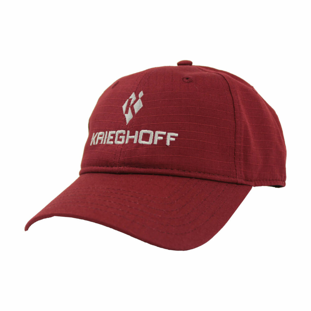 Krieghoff Performance Hat, Maroon