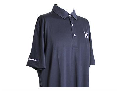 Bamboo Eco Tec Polo Shirt, Navy Blue, Special Price!