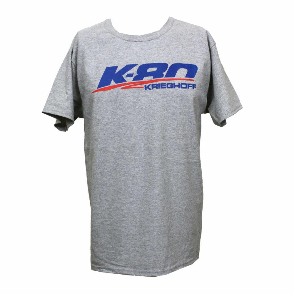 K-80 T-Shirt, Grey