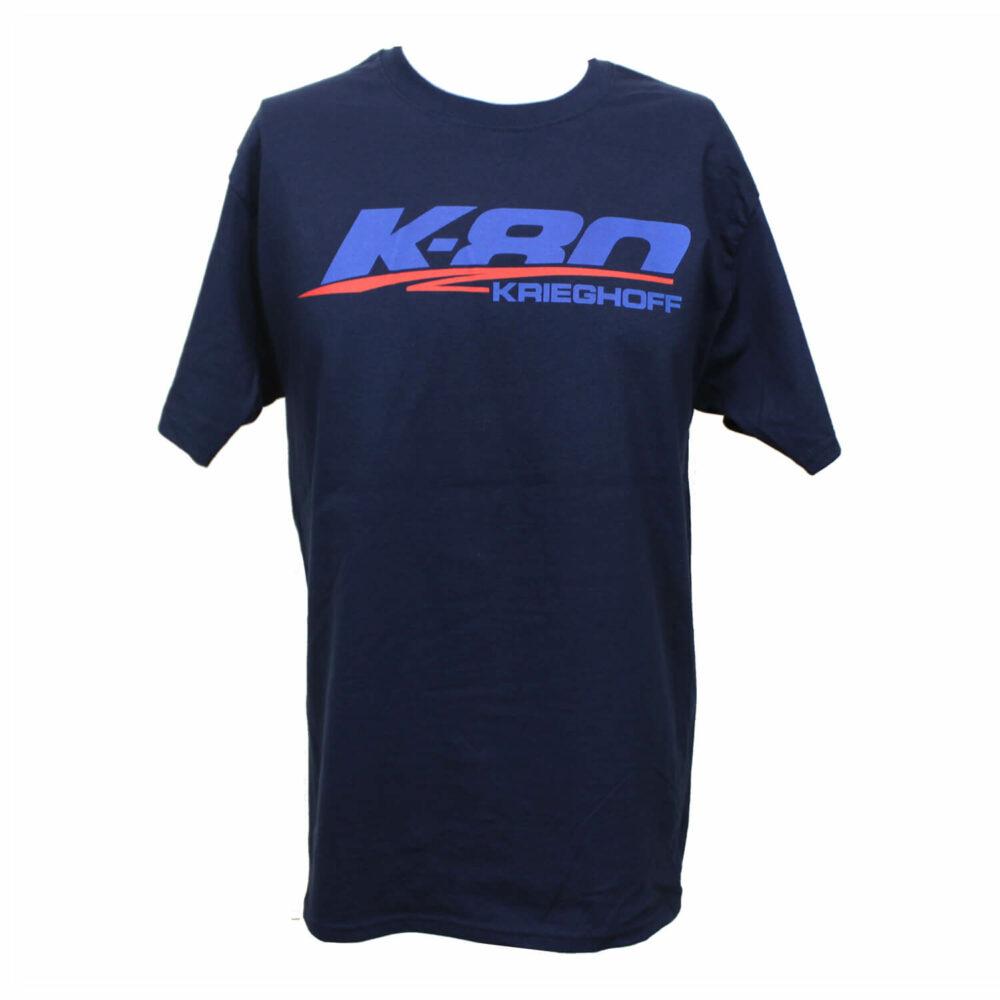 K-80 T-Shirt, Navy Blue