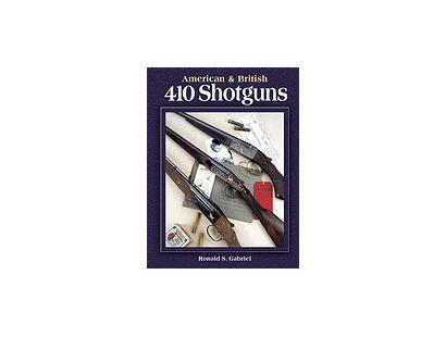 Book, Hard Cover, American & British 410 Shotguns, Signed