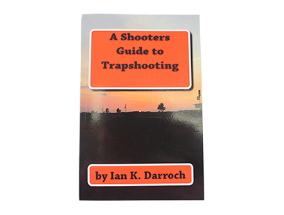 Book, Ian Darroch, A Shooters Guide to Traphshooting