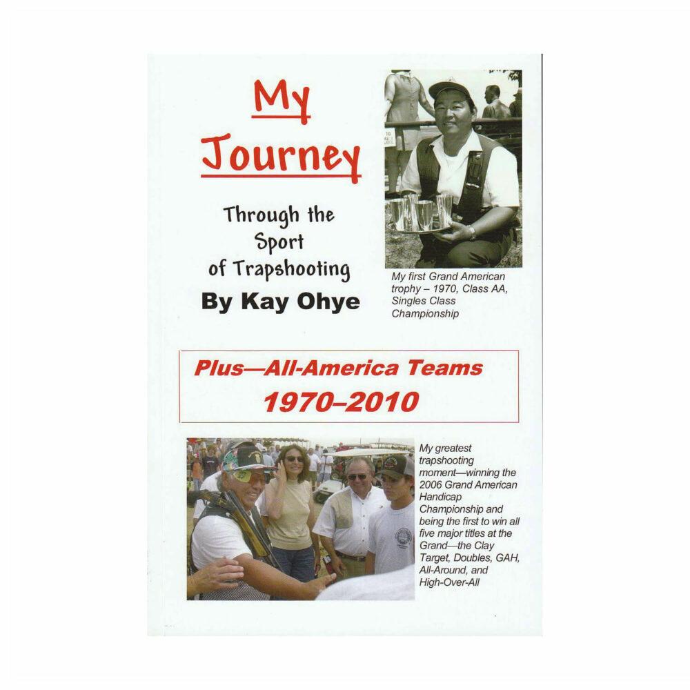 Book, Kay Ohye, My Journey….