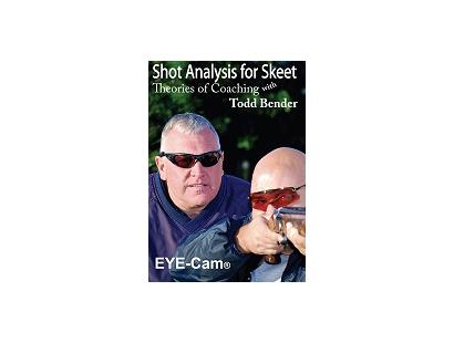 DVD, Todd Bender, Shot Analysis for Skeet Theories of Coaching
