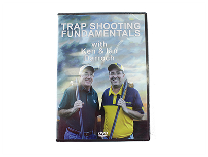 DVD, Trap Shooting Fundamentals with Ken & Ian Darroch