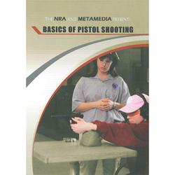DVD, Basics of Pistol Shooting