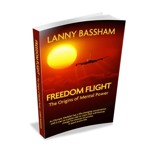 Lanny Bassham, Freedom Flight