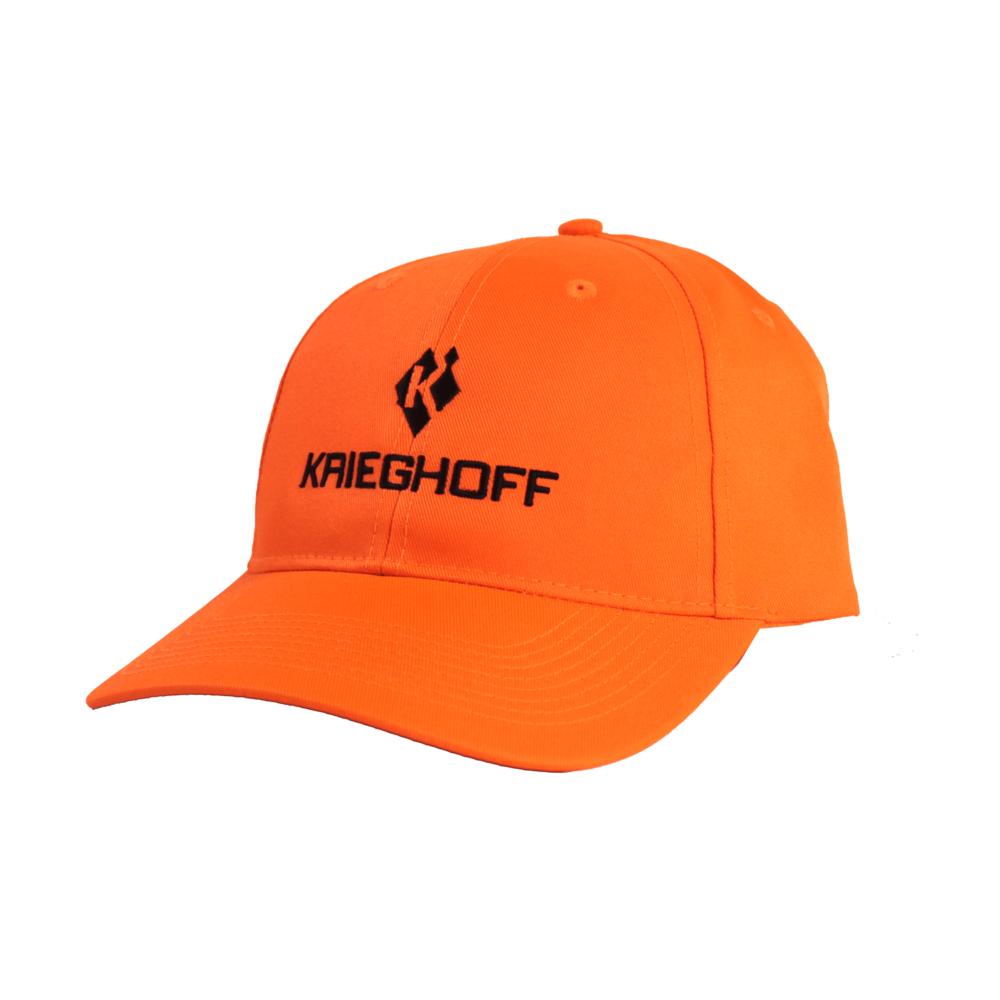 Hat, Kreighoo, Bright Orange