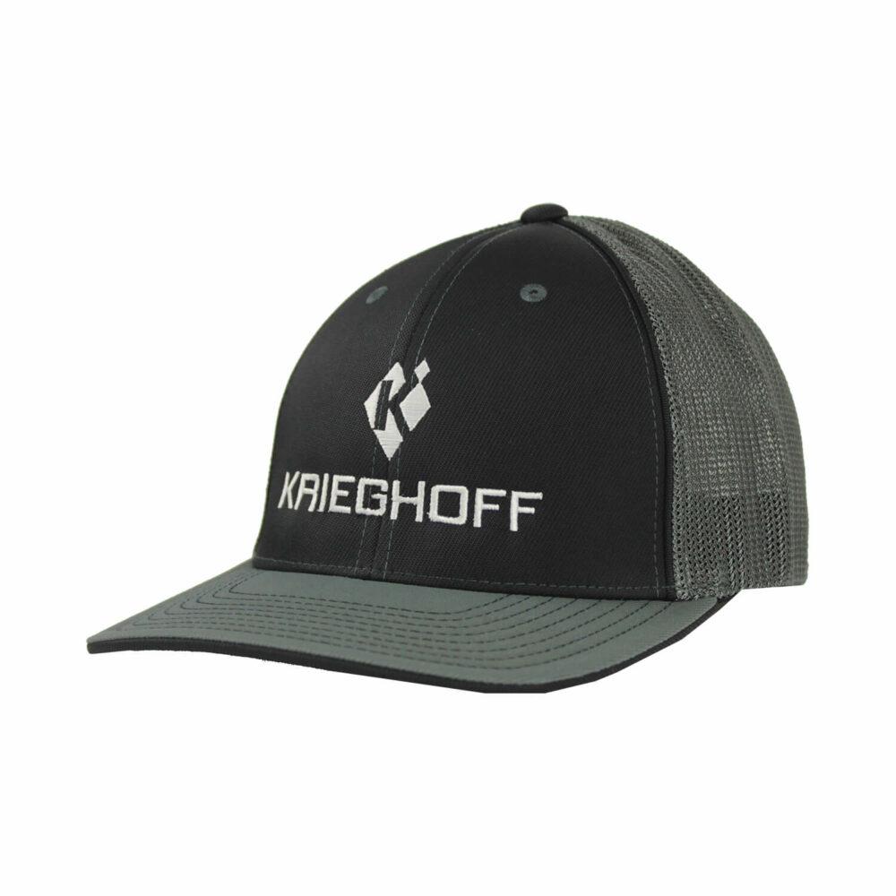 Trucker Hat, Black/Graphite
