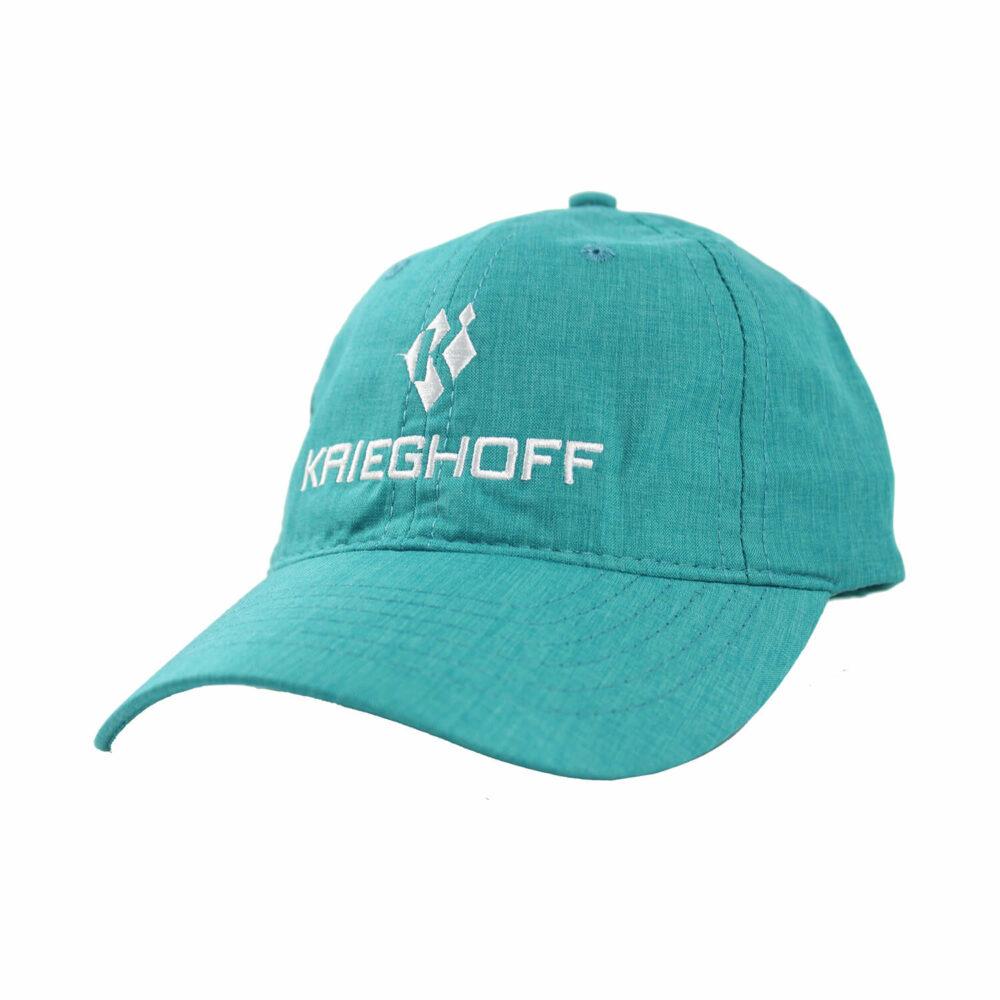 Hat, Ladies' Krieghoff, Jade