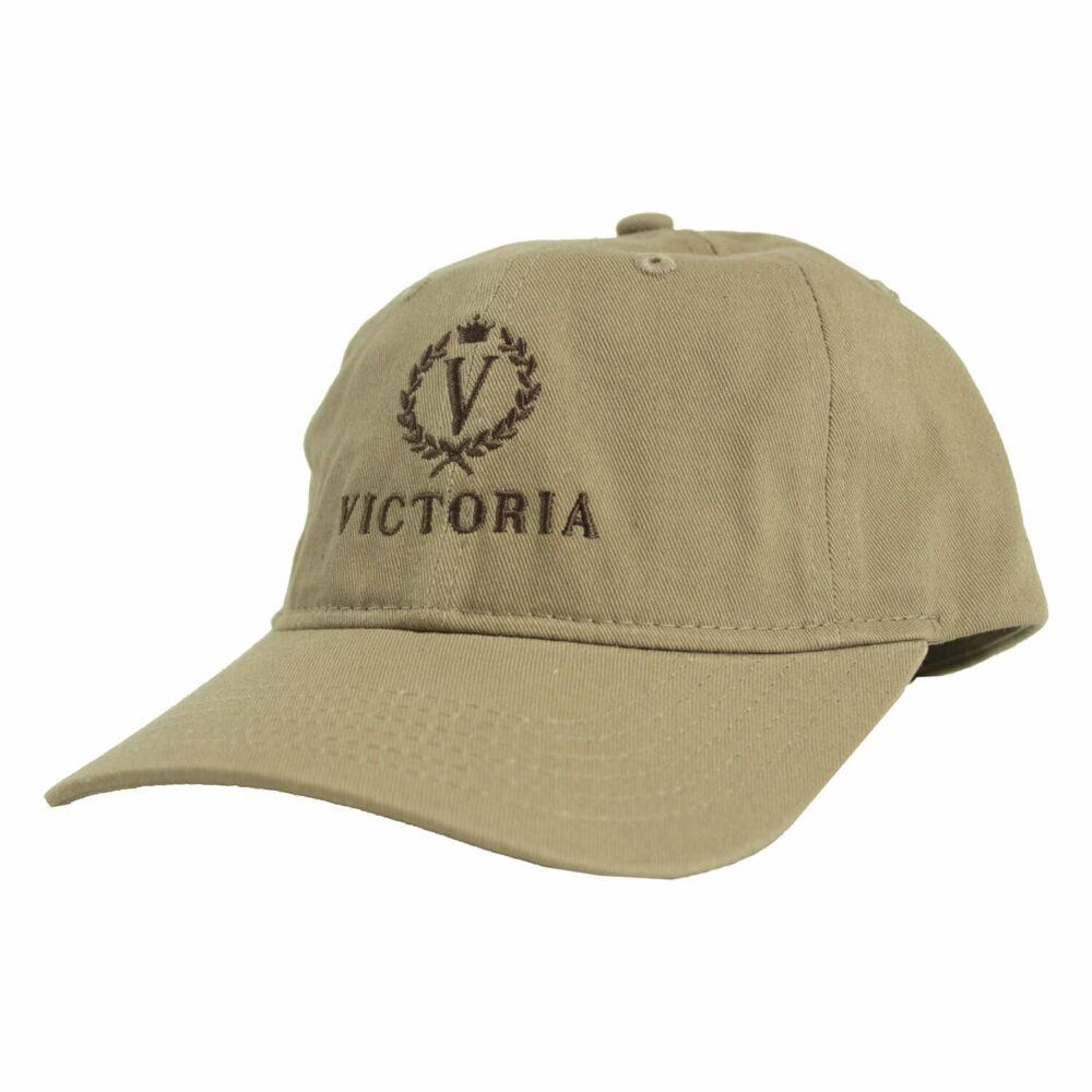 Hat, Victoria, Khaki