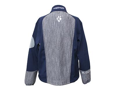 Jacket, Shooter's, Navy/Gray