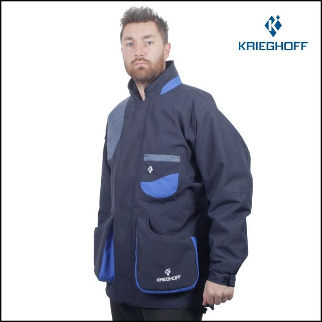 Shooting Jacket, Waterproof, Navy/Royal