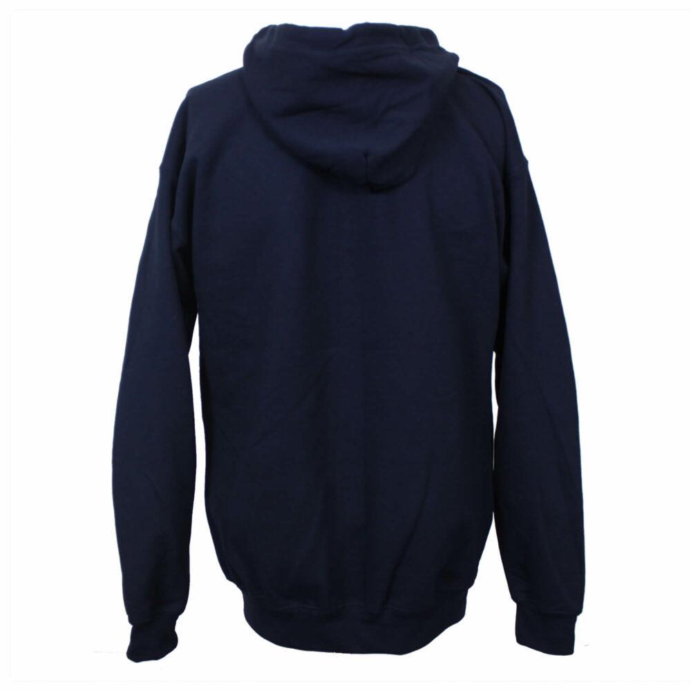 Jacket, Full Zip, Hood, Navy