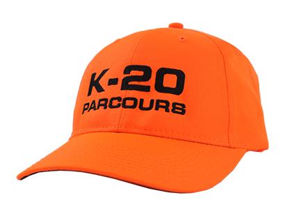 Hat, K20 Parcours, Blaze Orange