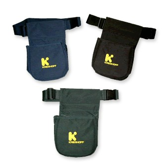 Shell Pouch – Available in Four Colors!