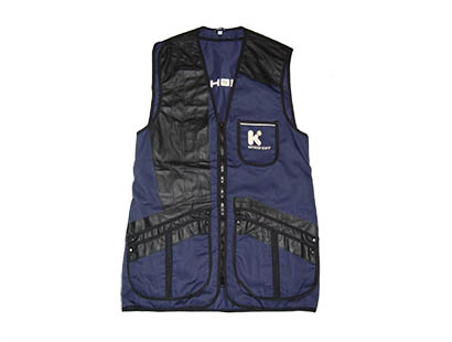 Shooting Vest by Croots, Solid, LH