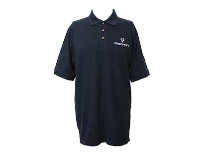 Polo, Cotton, Navy