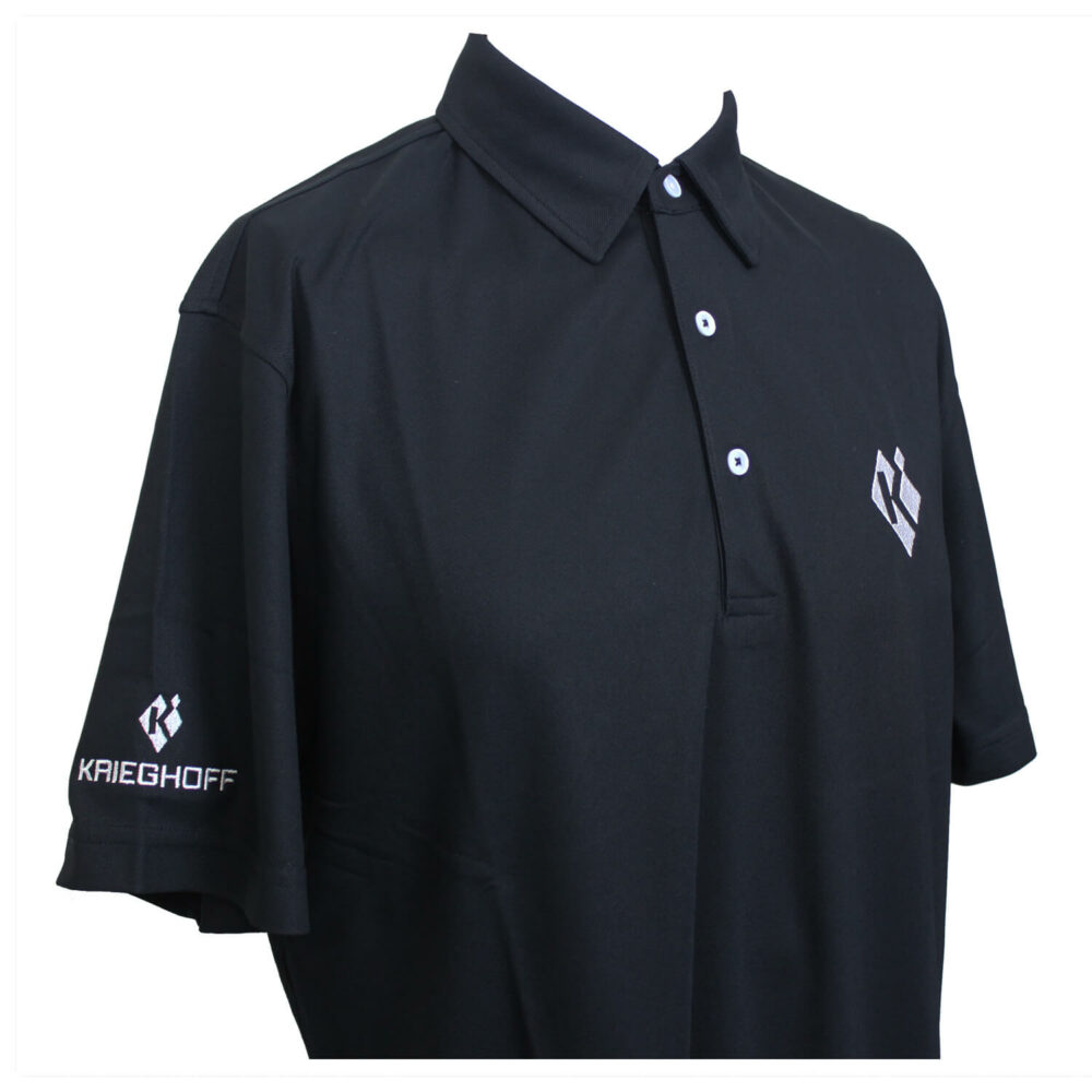 Polo, Eco-Tec, Diamond, Black
