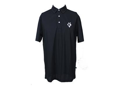 Polo, Eco-Tec Pique, Black