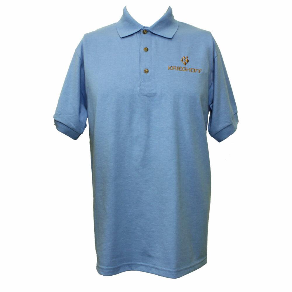 Polo, Jersey, Carolina Blue