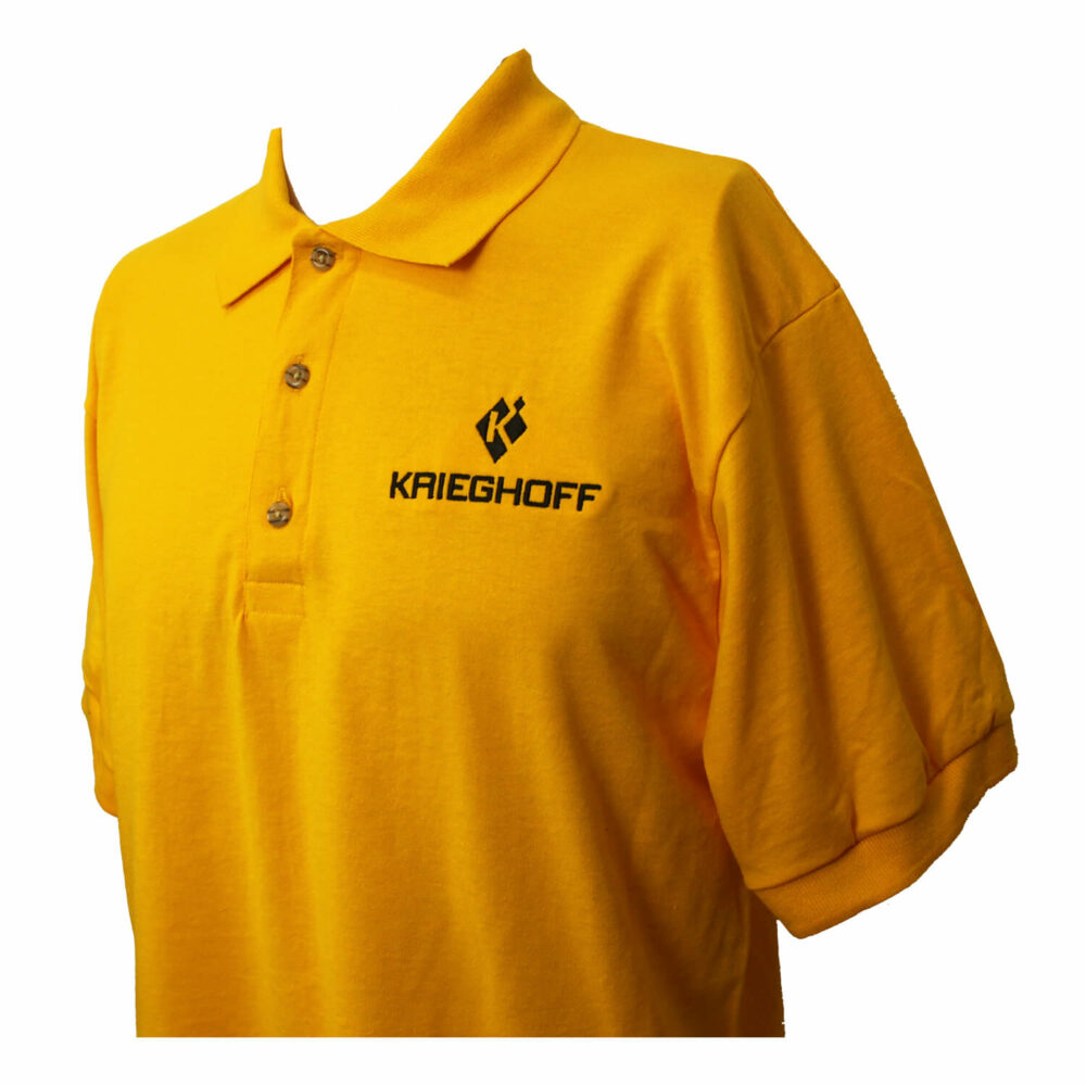 Polo, Jersey, Yellow