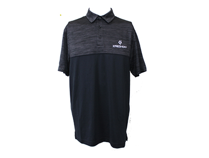 Polo, Performance, Under Armour, Black