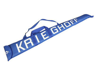 Sleeve by Krieghoff, Blue