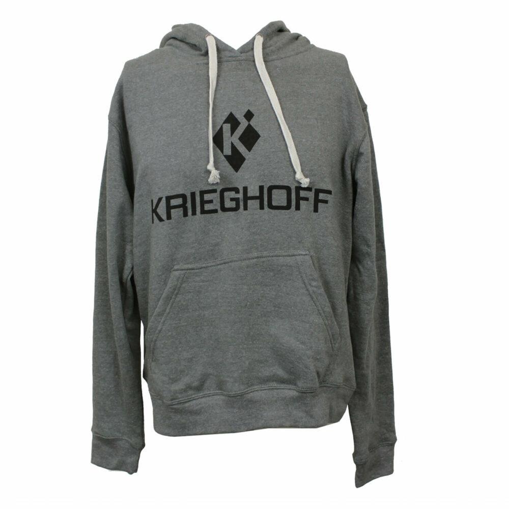 Sweatshirt, Hooded, Smoke