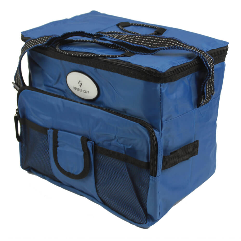 Krieghoff Cooler Bag, Blue