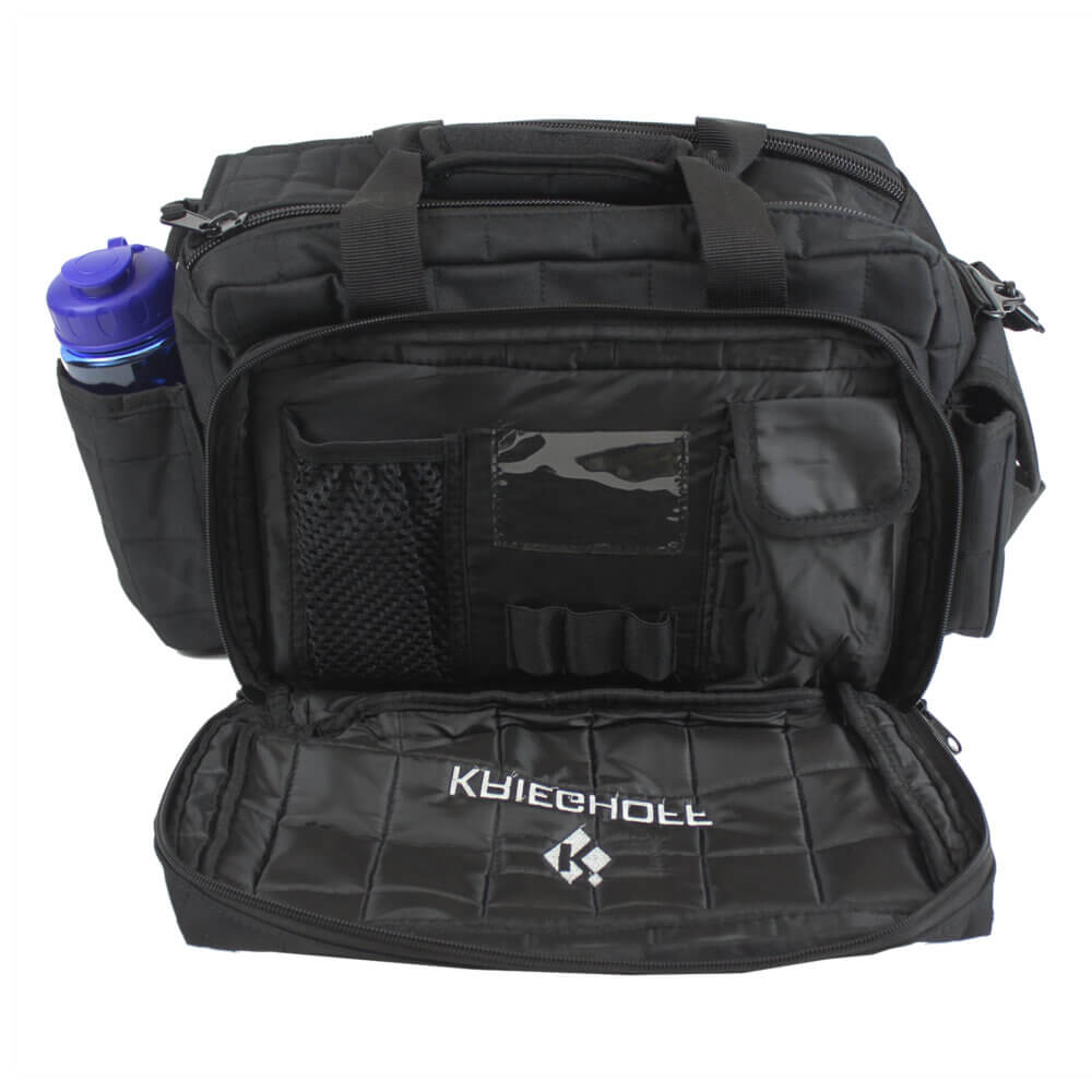 Deluxe Tournament Bag by Wild Hare, Black