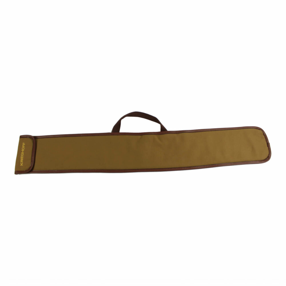 Krieghoff Barrel Sleeve, Khaki/Brown