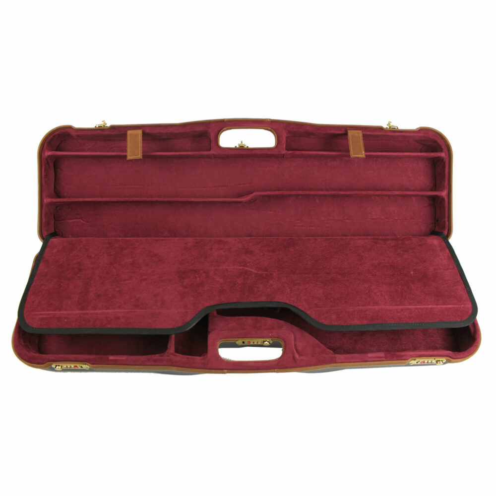 K-80 Trap Special Negrini 2 Barrel Case – Special Price