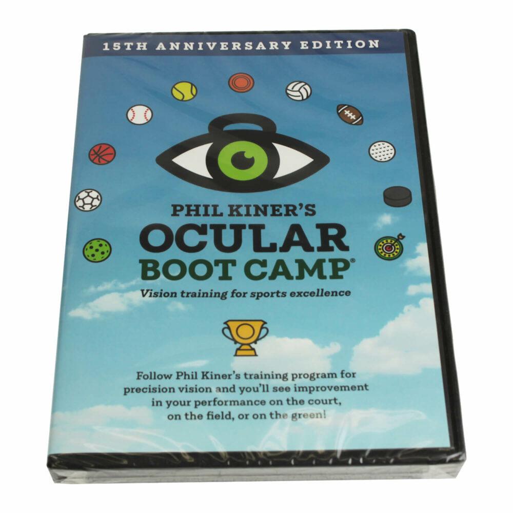 DVD, Phil Kiner's Ocular Boot Camp