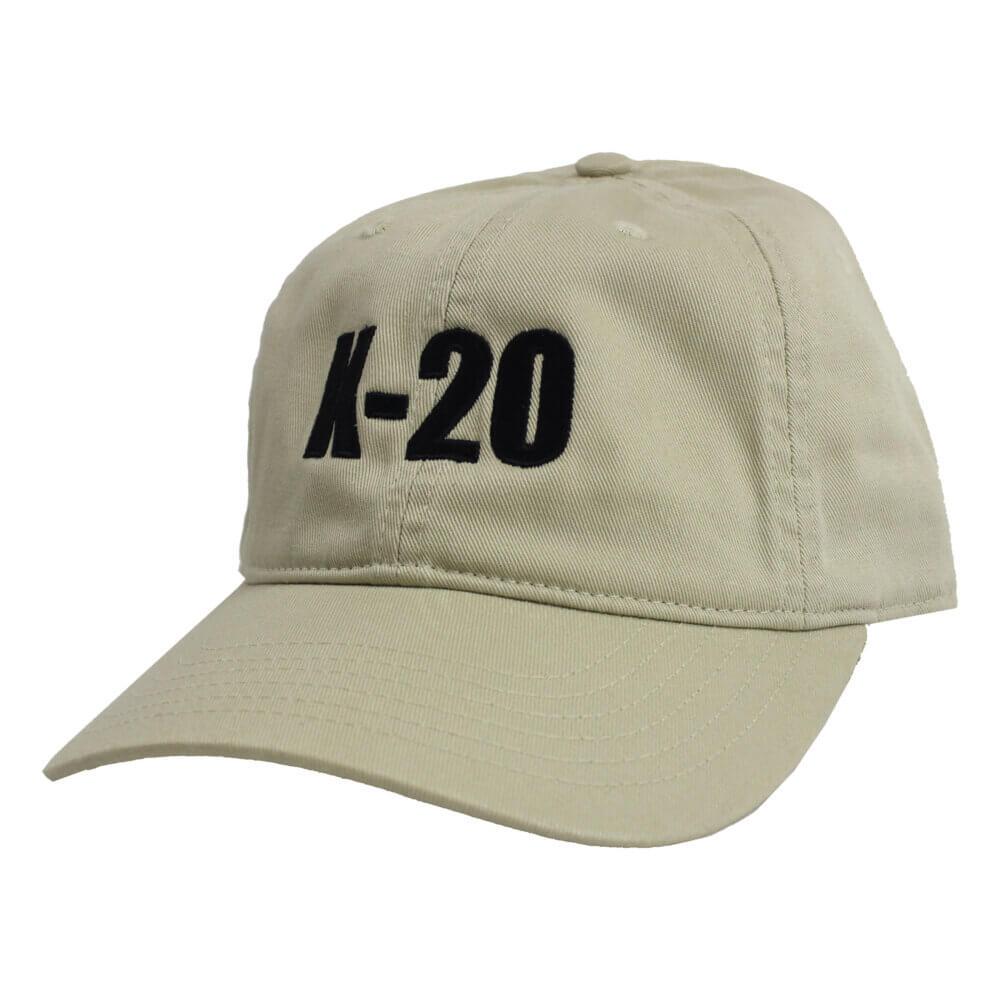 K-20 Organic Cotton Hat, Oyster
