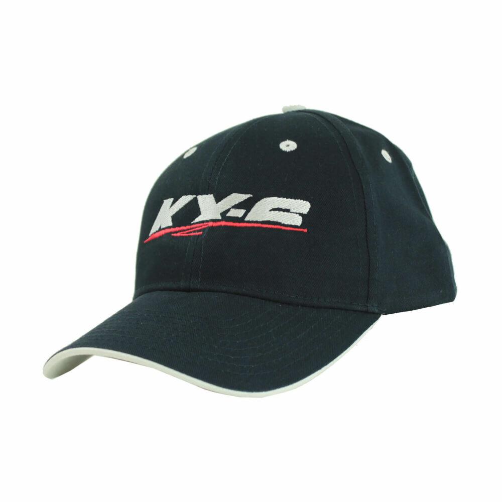 KX-6 Hat, Navy Blue