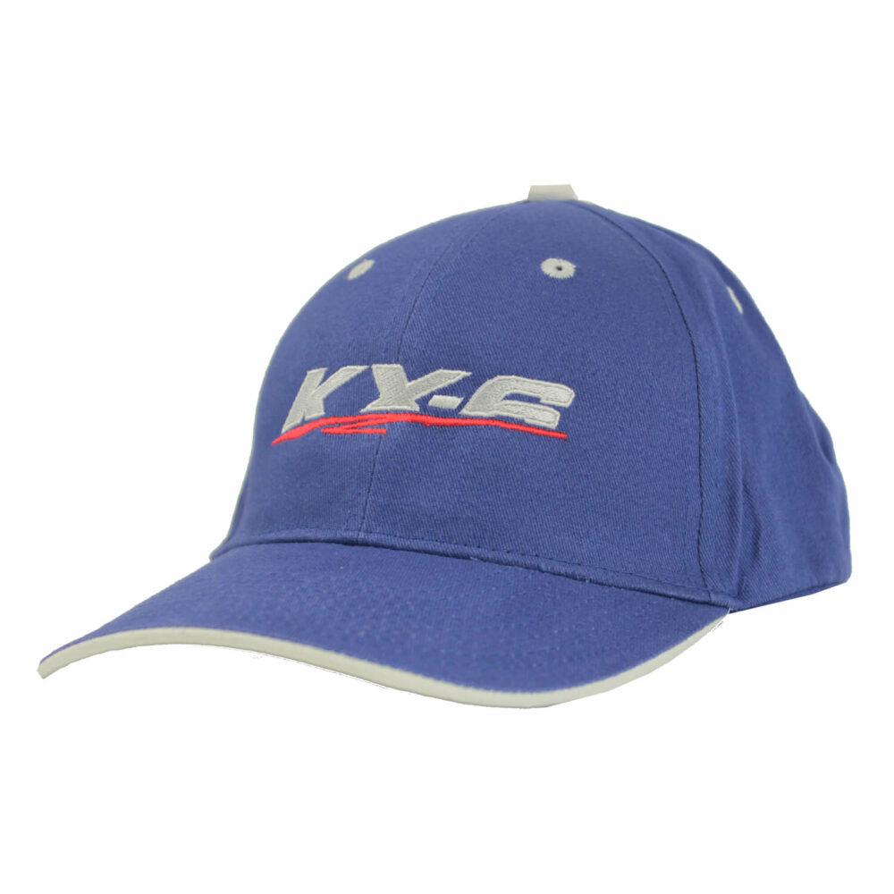 KX-6 Hat, Royal Blue