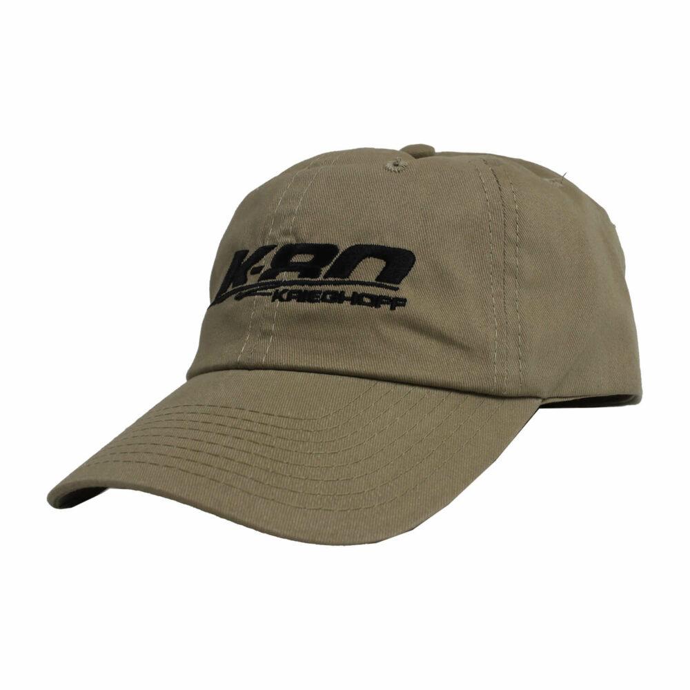 K-80 Cotton Twill Hat, Khaki