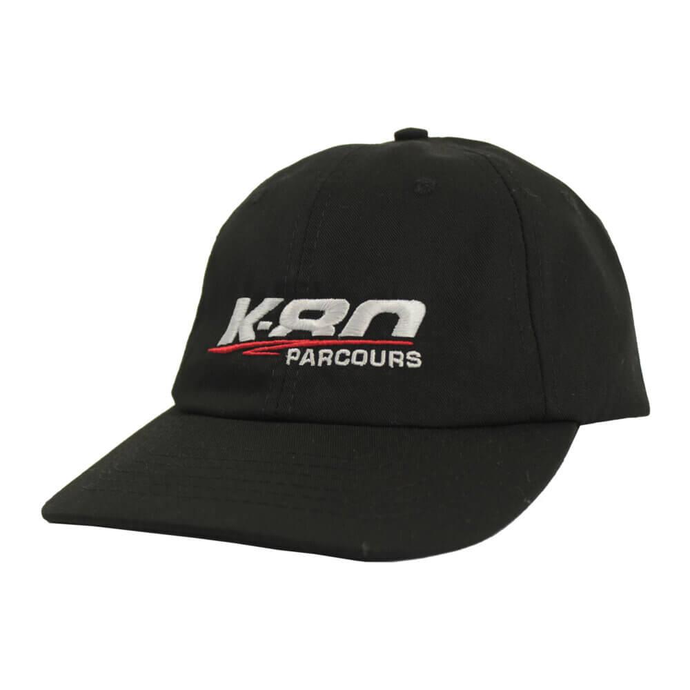 K-80 Parcours Eco-Twill Hat, Black