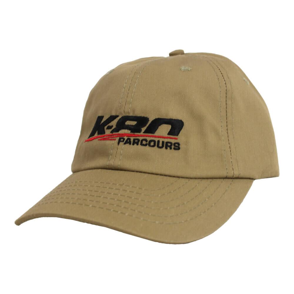 K-80 Parcours Eco-Twill Hat, Mountain Khaki