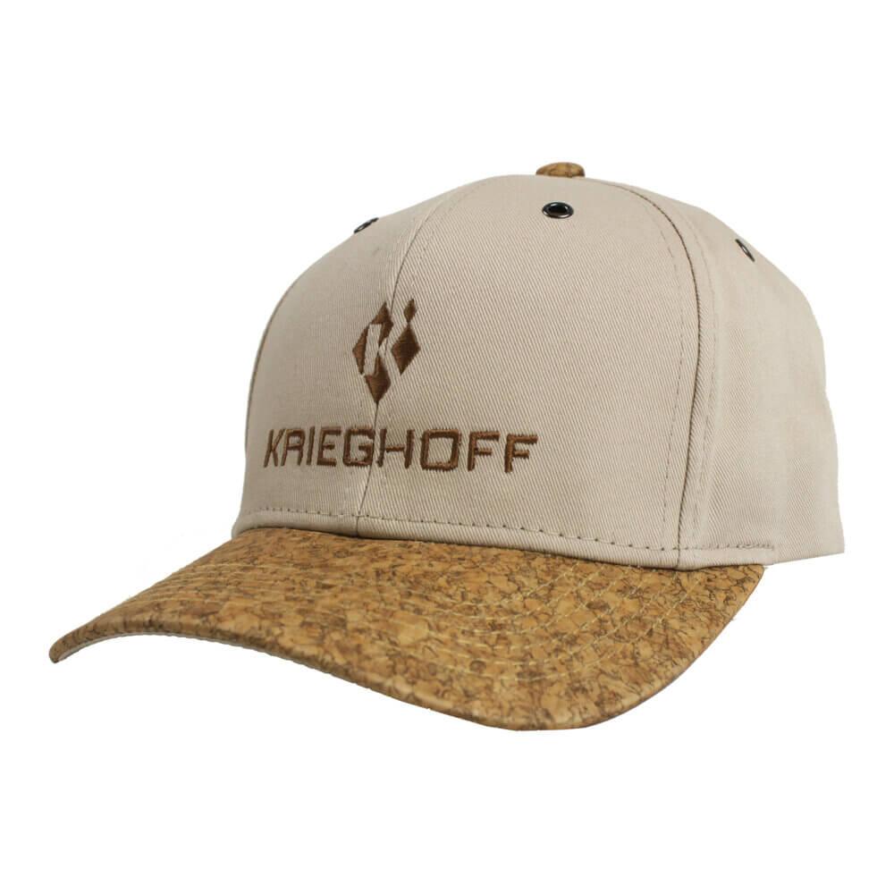 Krieghoff Cork Bill Hat, Tan