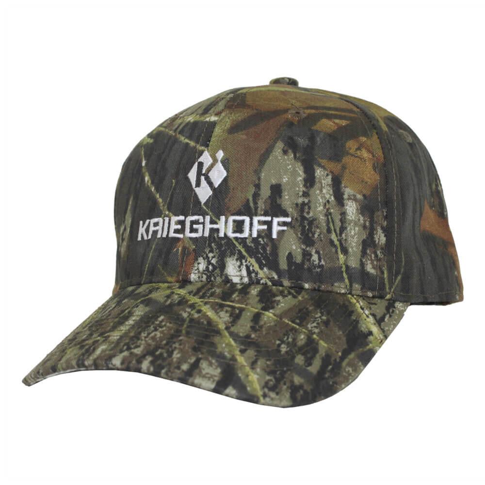 Krieghoff Hat, Camo – Mossy Oak Break Up