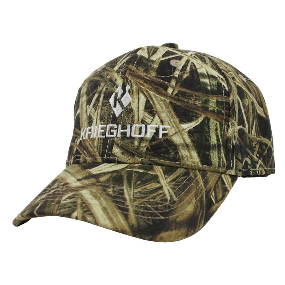 Krieghoff Hat, Camo – Mossy Oak Shadow Grass