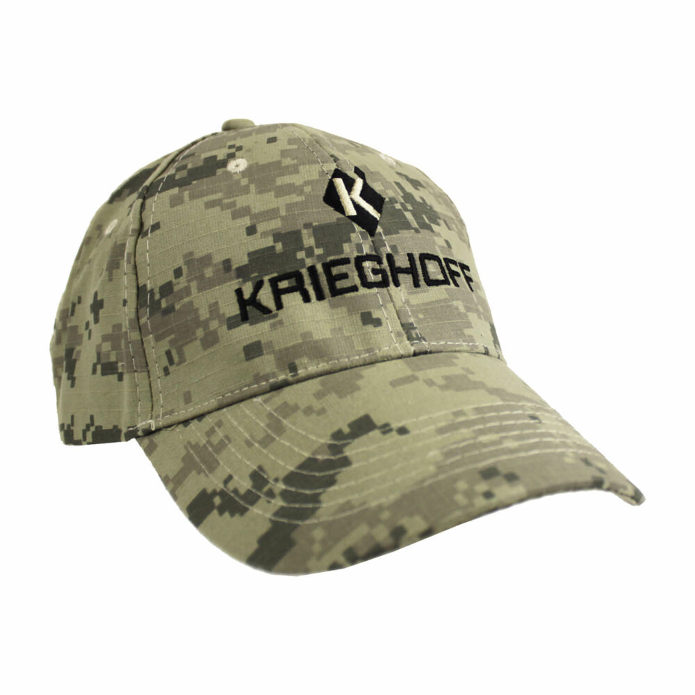 Krieghoff Hat, Digital Camo