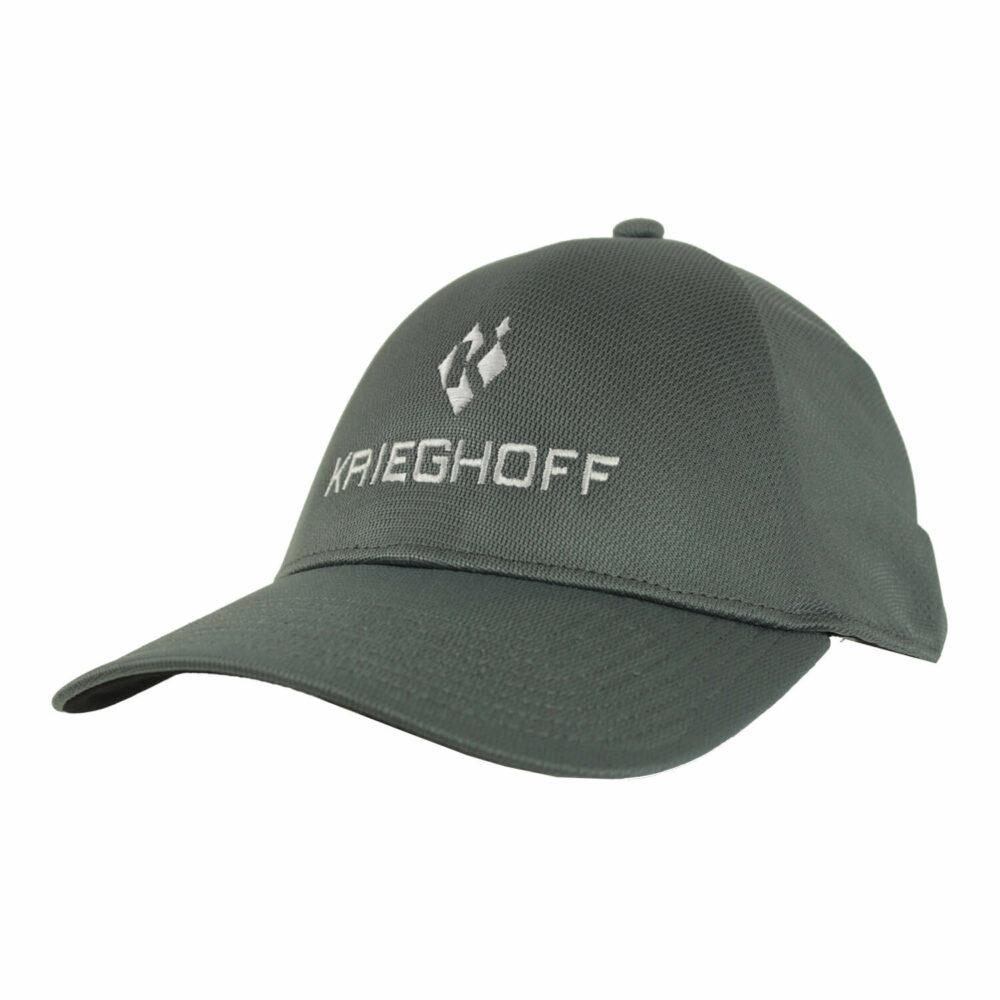 Krieghoff Performance Hat, Lightweight, Gray