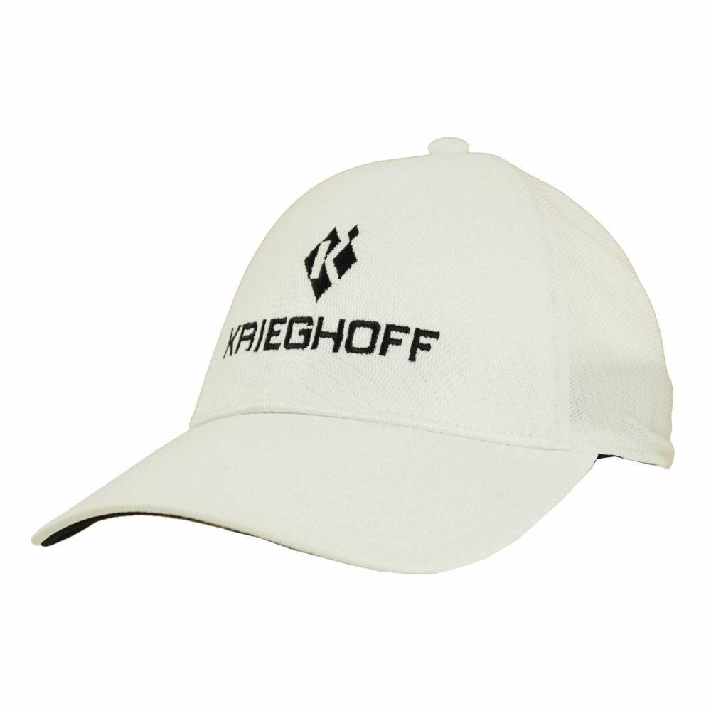 Krieghoff Performance Hat, Lightweight, White