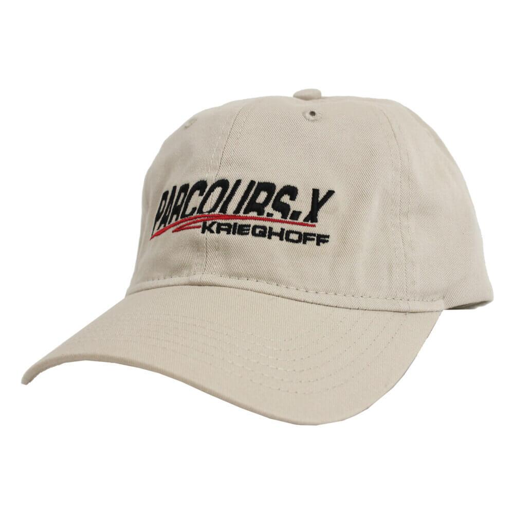 Krieghoff Parcours-X Cotton Twill Hat, Cream