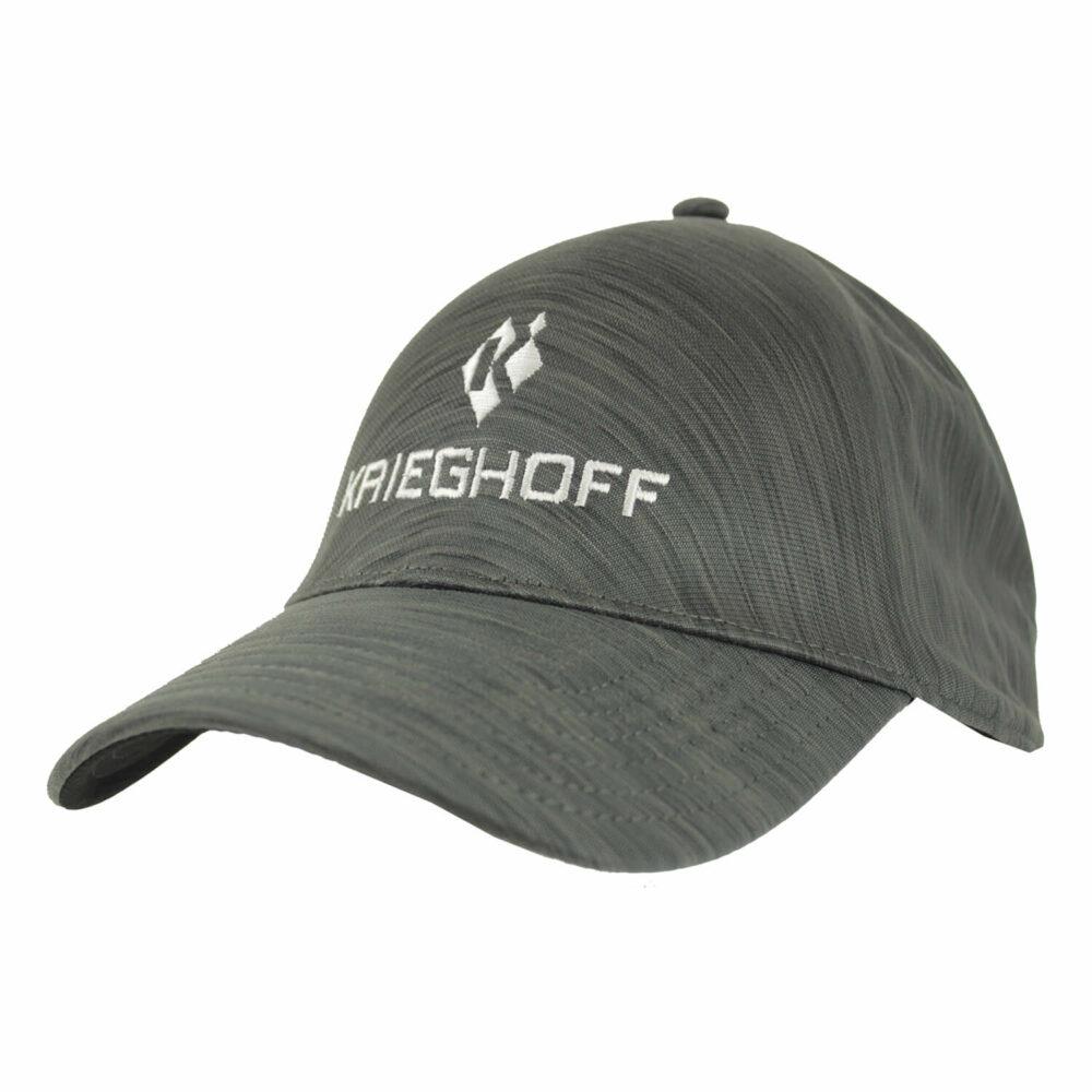 Krieghoff Performance Hat, Lightweight, Heather Grey