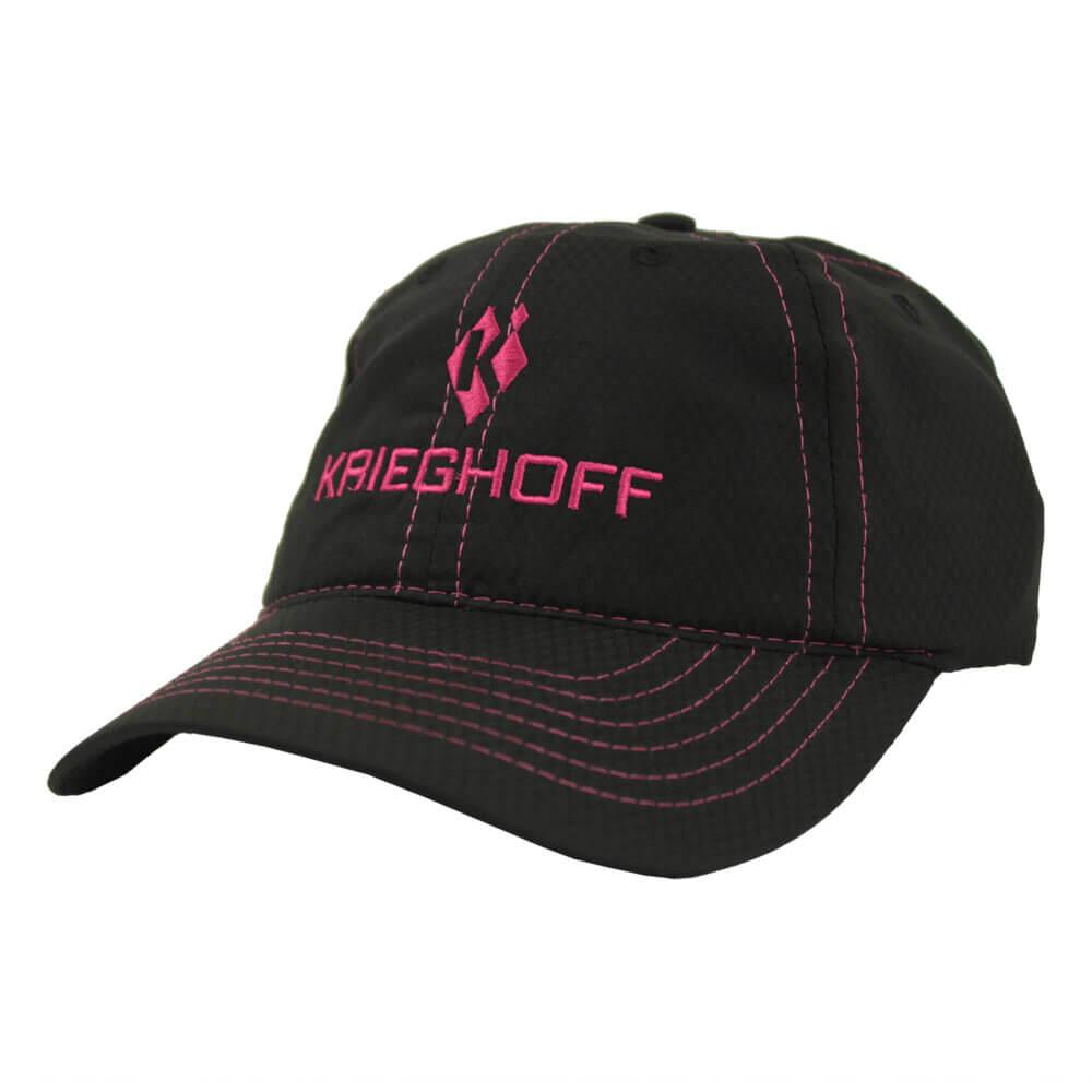 Krieghoff Ladies' Hat, Black/Pink